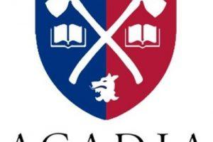 Acadia Univeristy